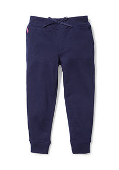 Ralph Lauren Childrenswear French Terry Sweatpants Toddler Girls