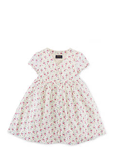 Ralph Lauren Childrenswear Floral Sundress Toddler Girls