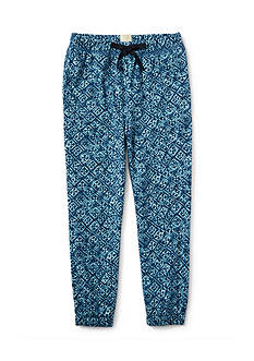 Ralph Lauren Childrenswear Geometric Pant Toddler Girls