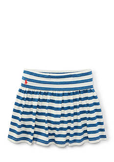 Ralph Lauren Childrenswear Stripe Skirt Toddler Girl