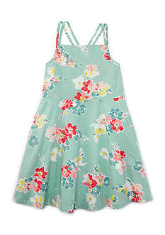 Ralph Lauren Childrenswear Floral Dress Toddler