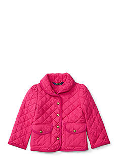 Ralph Lauren Childrenswear Shawl Barn Current Jacket Toddler Girls