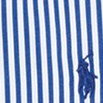 Baby & Kids: Ralph Lauren Childrenswear All Dressed Up: Blue Ralph Lauren Childrenswear Striped Bengal Dress Toddler Girl