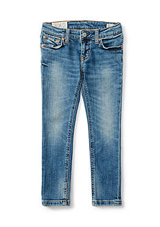 Ralph Lauren Childrenswear Bowery Jeans Toddler Girls