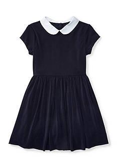 Ralph Lauren Childrenswear Jersey Dress Toddler Girl