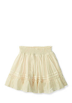 Ralph Lauren Childrenswear Tiered Skirt Toddler Girl