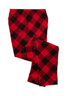 Ralph Lauren Childrenswear Buffalo Check Leggings Toddler Girls
