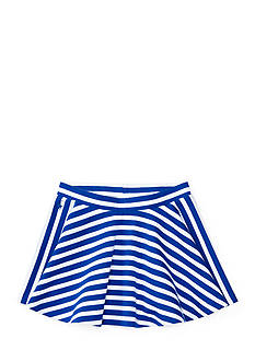 Ralph Lauren Childrenswear Ponte Striped Skirt Toddler Girls