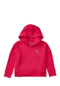 Ralph Lauren Childrenswear Modal Hoodie Toddler Girls