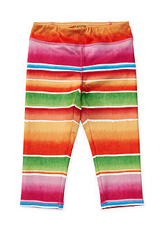 Ralph Lauren Childrenswear Stripped Jersey Legging Toddler Girl