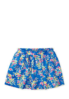 Ralph Lauren Childrenswear Floral Skirt Toddler Girls