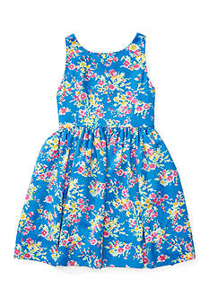 Ralph Lauren Childrenswear Floral Dress Toddler Girls
