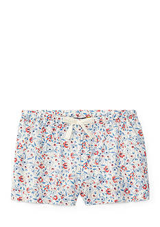 Ralph Lauren Childrenswear Floral Short Toddler Girls