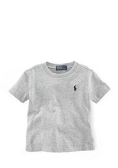 Ralph Lauren Childrenswear Short Sleeve Solid Tee
