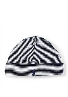Ralph Lauren Childrenswear Stripe Beanie