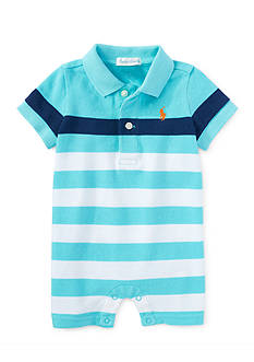 Ralph Lauren Childrenswear Stripe Polo Shortall