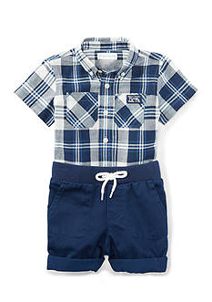 Ralph Lauren Childrenswear Shortset Baby/Infant Boy