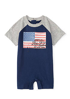 Ralph Lauren Childrenswear Shortall Baby/Infant Boy Baby/Infant Boy