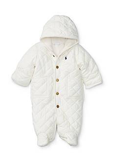 Ralph Lauren Childrenswear Barn Bunting Jacket