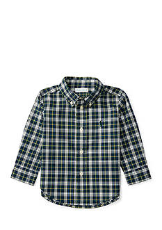 Ralph Lauren Childrenswear Long Sleeve Poplin Shirt Baby/Infant Boys