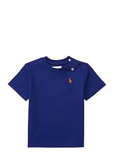 Ralph Lauren Childrenswear Jersey Short Sleeve Cotton Tee