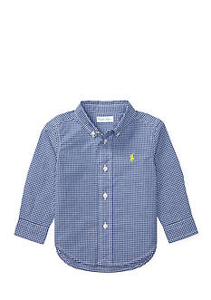 Ralph Lauren Childrenswear Poplin Button Down Shirt