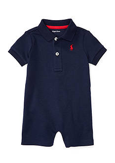 Ralph Lauren Childrenswear Interlock Polo Shortall