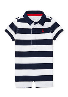 Ralph Lauren Childrenswear Jersey Rugby Shortalls