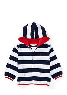 Ralph Lauren Childrenswear Jersey Rugby Hoodie