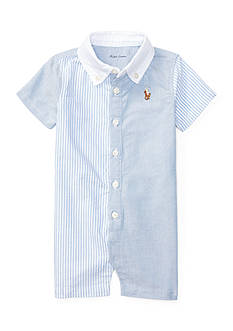 Ralph Lauren Childrenswear Oxford Funshirt Shortall