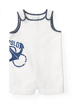Ralph Lauren Childrenswear Graphic Shortall