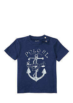 Ralph Lauren Childrenswear Graphic Yacht Tee