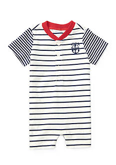 Ralph Lauren Childrenswear Striped Shortall