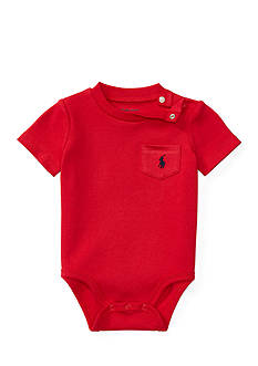 Ralph Lauren Childrenswear Interlock Bodysuit