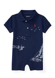 Ralph Lauren Childrenswear Polo Shortall