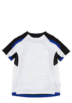 Ralph Lauren Childrenswear Soft-Touch Active Tee Toddler Boys