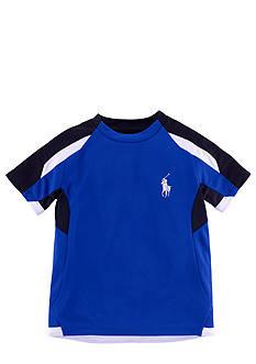 Ralph Lauren Childrenswear Soft-Touch Active Tee Toddler Boys