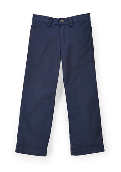 Ralph Lauren Childrenswear Cotton Chino Suffield Pants Toddler Boys