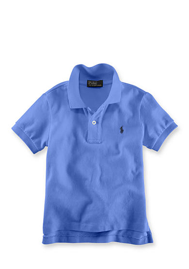 Ralph Lauren Childrenswear Mesh Polo Toddler Boys