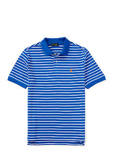 Ralph Lauren Childrenswear Interlock Short Sleeve Toddler Boy