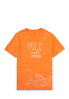 Ralph Lauren Childrenswear Graphic Tee Toddler Boys