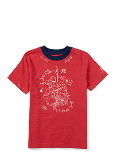 Ralph Lauren Childrenswear Graphic Shirt Toddler Boy