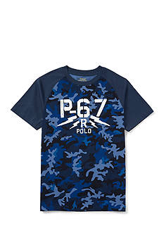 Ralph Lauren Childrenswear Camo Shirt Toddler Boys