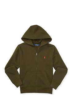 Ralph Lauren Childrenswear Fleece Full-Zip Hoodie Toddler Boys