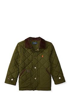 Ralph Lauren Childrenswear Diamond-Quilted Jacket Toddler Boys