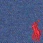 Ralph Lauren Boys: Navy Heather Ralph Lauren Childrenswear Basic Mesh Polo - Toddler Boy