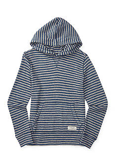 Ralph Lauren Childrenswear Striped Hoodie Toddler Boy