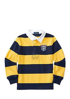 Ralph Lauren Childrenswear Rugby Bugle Top Toddler Boys