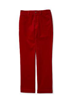 Ralph Lauren Childrenswear Suffield Slim Corduroy Pant Toddler Boys