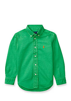 Polo Ralph Lauren Oxford Shirt Toddler Boys